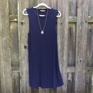 American Eagle Soft & Sexy Sleeveless Shift Dress